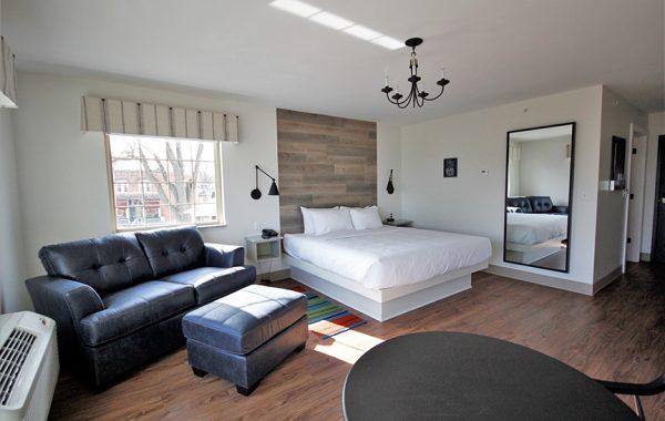 Standard King Room – ADA Accessible